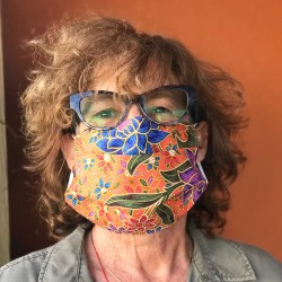 Masque Alternatif tout Public Lavable Batik 1
