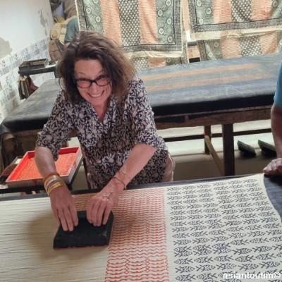 Masque Alternatif tout Public Lavable Batik 2