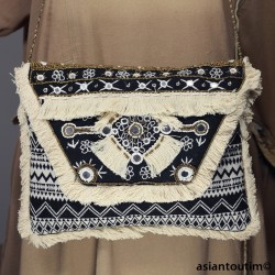 Pochette Black & White