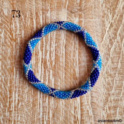 Veste Kimono Boheme Indienne by Asiantoutim n°2