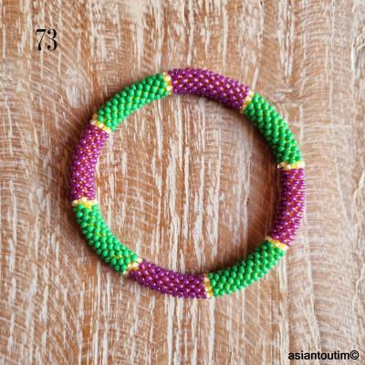 Veste Kimono Boheme Indienne by Asiantoutim n°4