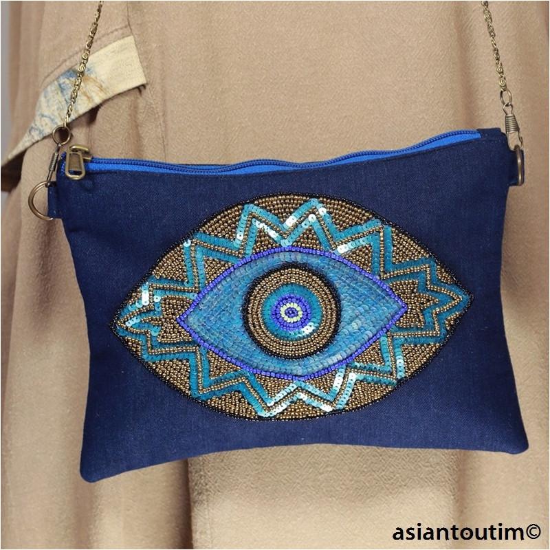 Porte-monnaie Mini Hmong