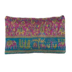 Pochette  flowers Hmong